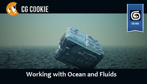 CGCookie Exclusive: Working with Ocean and Fluids