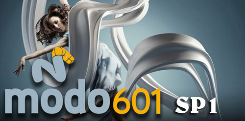 Luxology Modo 601 SP1 Win/Mac - Content