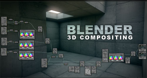 cmiVFX - Blender 3D Compositing