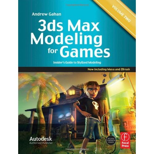3Ds Max Modeling for Games – Volume II