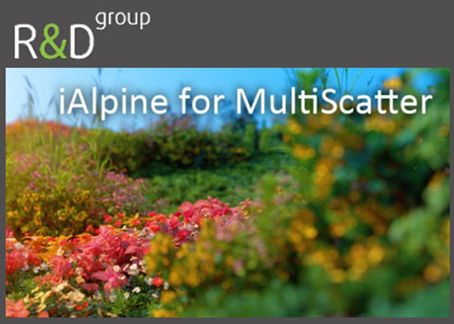 R&D Group – iAlpine for MultiScatter