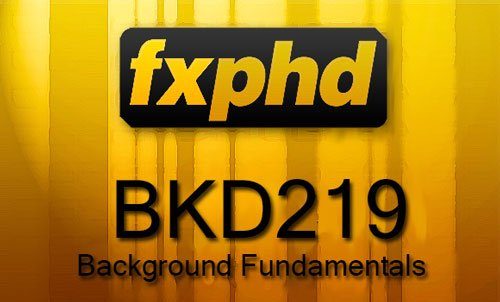 FXPHD – BKD219 – Background Fundamentals
