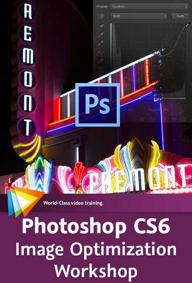 video2brain – Photoshop CS6 Image Optimization Workshop