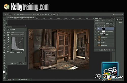 KelbyTraining – Photoshop CS6 : HDR