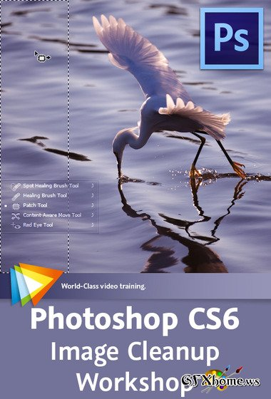 video2brain – Photoshop CS6 Image Cleanup Workshop