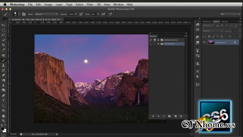 KelbyTraining – Photoshop CS6: Automations