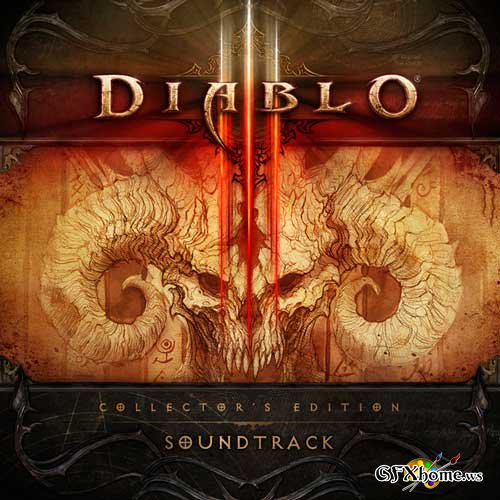 Diablo III Collector's Edition Soundtrack (2012)