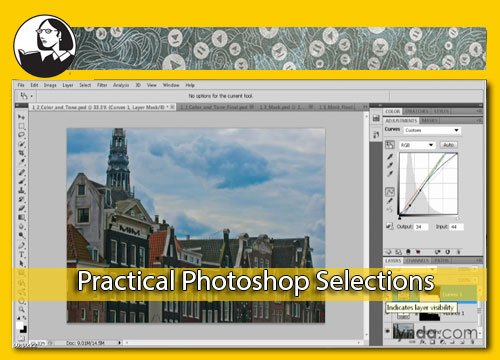 Lynda – Practical Photoshop Selections