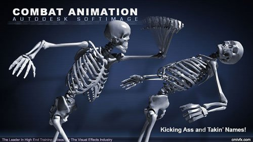 cmiVFX – Softimage Combat Animation