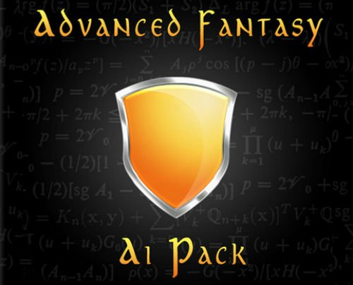 Unity3D : Advanced Fantasy AI Pack