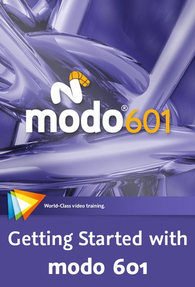 Video2brain - Getting Started with modo 601