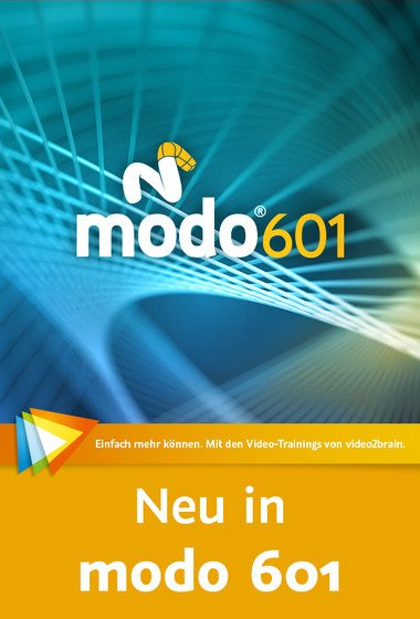 video2brain – Neu in modo 601