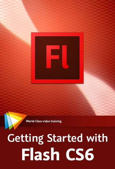 Video2brain - Getting Started with Flash Professional CS6 (English)
