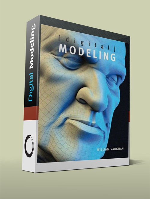 Digital Modeling - William Vaughan - PDF and Companion DVD