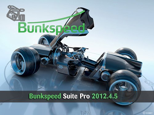 Bunkspeed Suite Pro 2012.4.5 x64bit with Content