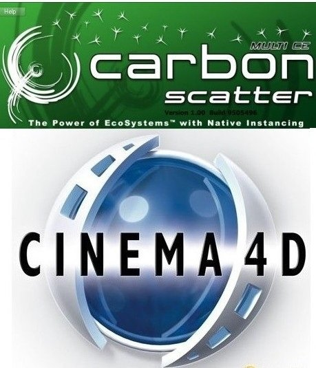Maxon Cinema4D R13 + Update Plugin Eon Carbon 1.0 ( Mac )
