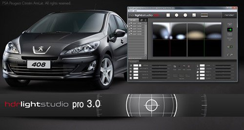HDR Light Studio Pro 3.0 (x86/x64) + Live Plugins