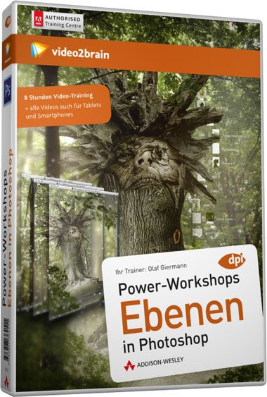 video2brain – Power-Workshops: Ebenen in Photoshop
