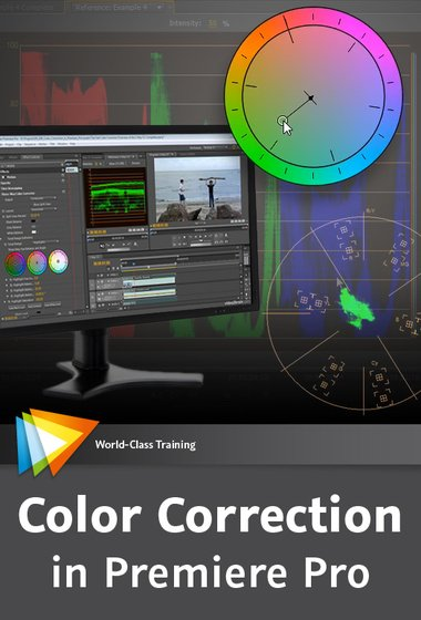 video2brain - Color Correction in Premiere Pro ( English )