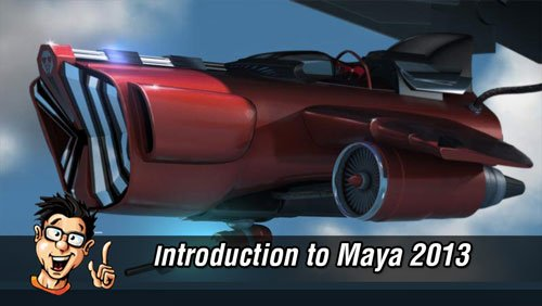 Digital - Tutors - Introduction to Maya 2013