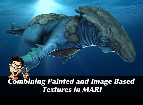 Digital - Tutors - Combining Painted and Image Based Textures in MARI