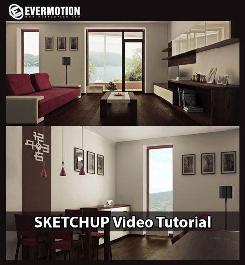 Evermotion – SketchUp Video Tutorials