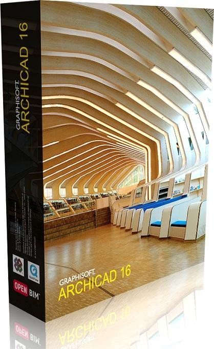 Graphisoft ArchiCAD 16 Build 3014 x86/x64Bit + Add-Ons