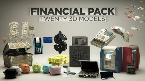 Introducing the 3D Financial Pack!