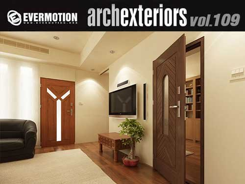 Evermotion Archmodels vol. 109