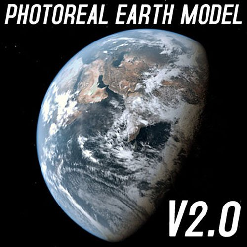 Turbosquid – Photoreal Dynamic Earth