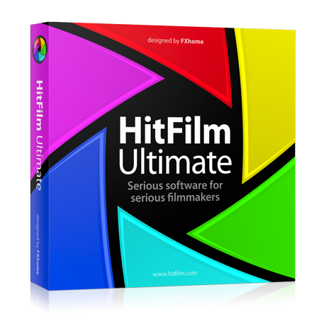 HitFilm Ultimate V1.1.2525 x32/64Bit