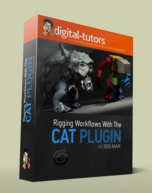 Digital - Tutors - Introduction to CAT in 3ds Max