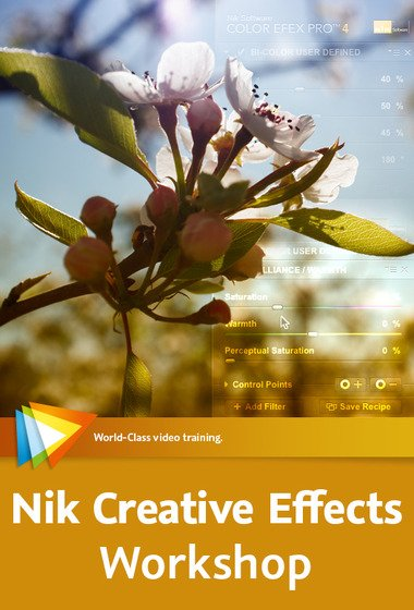 video2brain – Nik Creative Effects Workshop ( English )