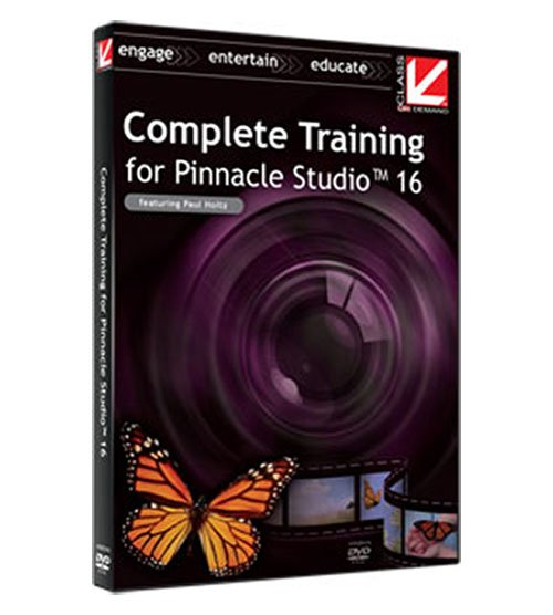 Complete Training for Pinnacle Studio 16
