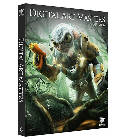 Digital Art Masters – Vol. 6