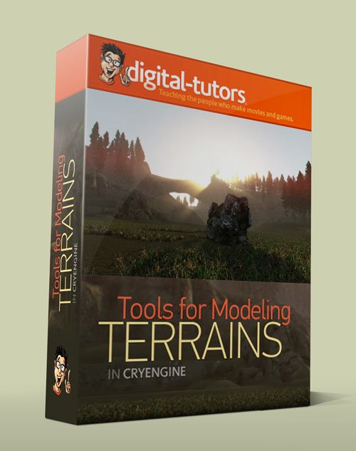 Digital - Tutors - Terrain Modeling Techniques in CryENGINE