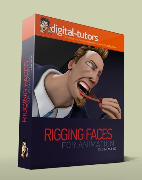 Digital - Tutors - Facial Rigging in CINEMA 4D