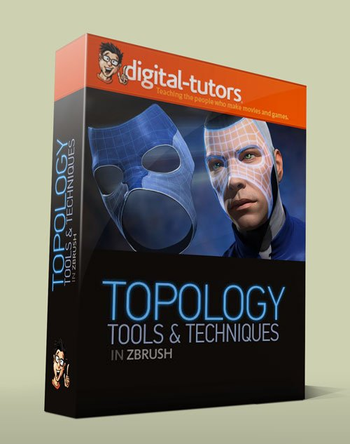 Digital - Tutors - Topology Tools in ZBrush