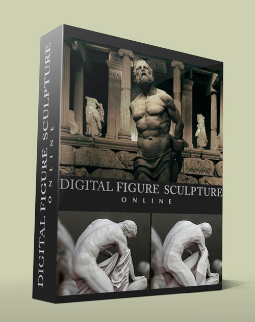 Scott-Eaton.com – Digital Figure Sculpture Course – Online