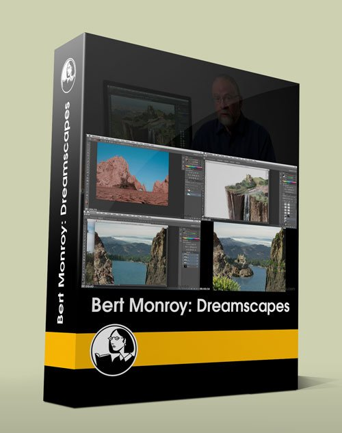 Bert Monroy: Dreamscapes