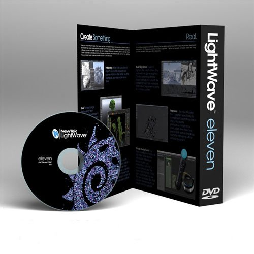 NewTek LightWave 3D 11.0.3 Build 2285  x86/x64Bit