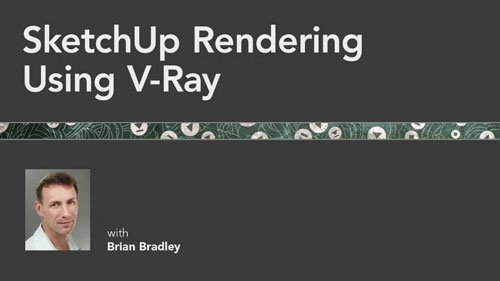 SketchUp Rendering Using V-Ray