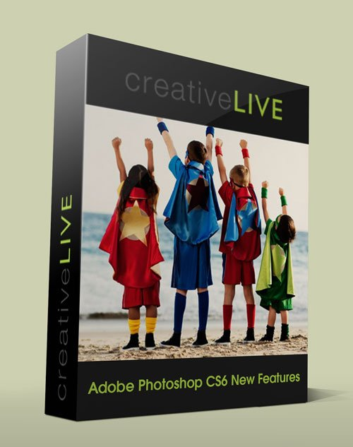CreativeLive – Adobe Photoshop CS6 New Features – Full 3 Days