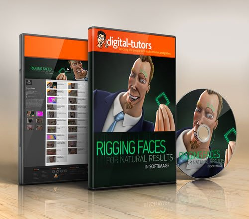 Digital - Tutors - Facial Rigging in Softimage