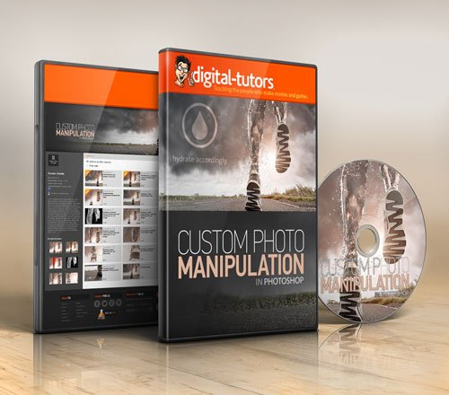 Digital - Tutors - Creating Photo Manipulations for Advertising with Photoshop