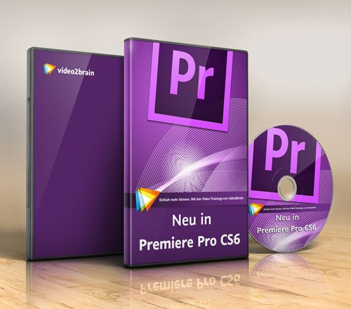 video2brain - Neu in Premiere Pro CS6