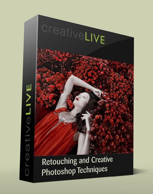 CreativeLive - Retouching and Creative Photoshop Techniques