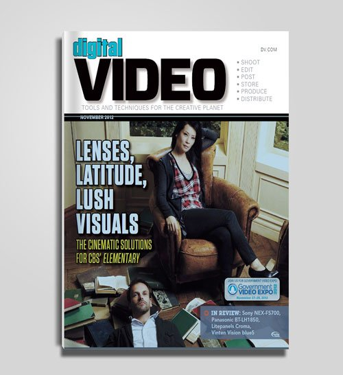 Digital Video November 2012