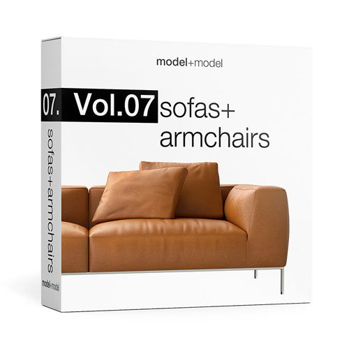 Vol.07 Sofas+armchairs