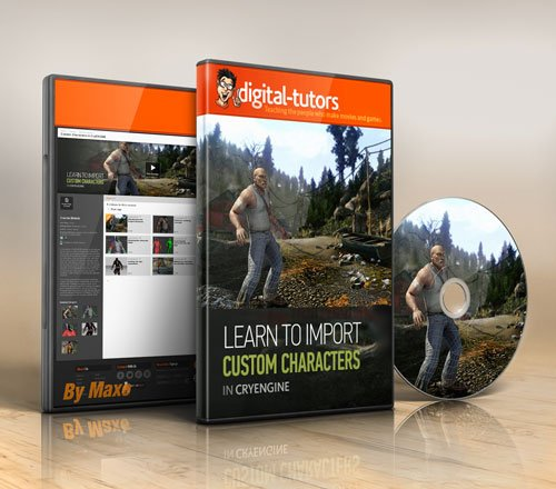 Digital - Tutors - Custom Characters in CryENGINE